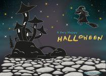 eCards  A Very Happy Halloween,