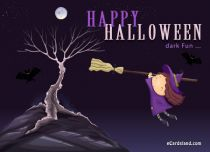 eCards Halloween Dark Fun, Dark Fun