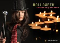 eCards Halloween Halloween Costume Party, Halloween Costume Party