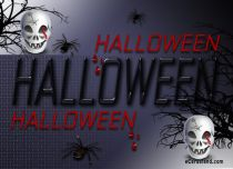 Free eCards - Halloween eCard,