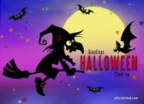 eCards  Halloween Greetings,