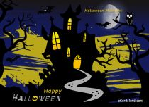 Free eCards Halloween - Halloween Midnight,