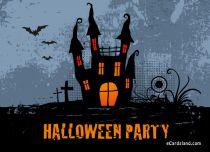eCards  Halloween Party,