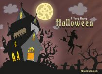 Free eCards - Halloween Special Night,