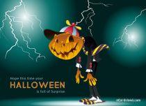 eCards Halloween Halloween Surprise, Halloween Surprise