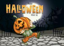 eCards  Halloween Wish,