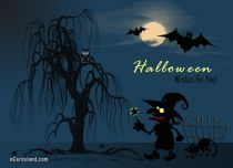 Free eCards - Halloween Wishes For You,