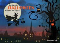 eCards  Halloween Wishes for You,