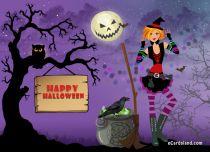 eCards Halloween Happy Halloween Card, Happy Halloween Card