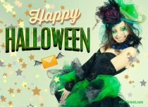 eCards Halloween Happy Halloween eCard, Happy Halloween eCard