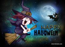 eCards Halloween Happy Halloween To U, Happy Halloween To U
