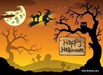 Free eCards - Happy Halloween Wish,