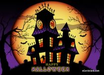Free eCards Halloween - Have a Haunted Halloween,
