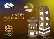 eCards Halloween Have Fun and Happy Halloween, Have Fun and Happy Halloween