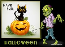 eCards - Have Fun at Halloween,