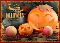 eCards  Joyful Halloween Pumpkins,