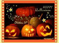 eCards Halloween October 31st, October 31st