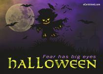 eCards Halloween Scarecrow Halloween eCard, Scarecrow Halloween eCard