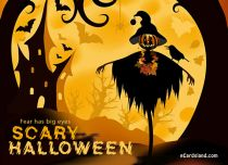 Free eCards Halloween - Scary Halloween,