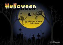 eCards  Scary Halloween eCard,