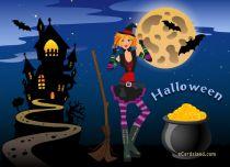 eCards  Halloween ecard
