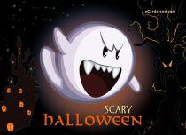 eCards Halloween Scary Halloween, Scary Halloween