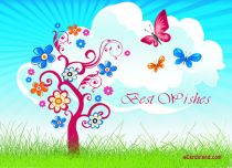 eCards Name Day Best Wishes, Best Wishes
