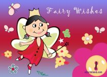eCards - Fairy Wishes,