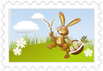 71.Easter rabbit
