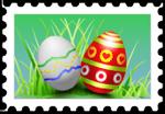 55.Easter eggs