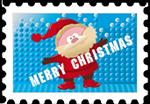 69.Happy Santa