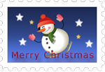 33.Snowman