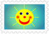 68.Happy sun